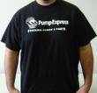 Pump Express T-Shirt Giveaway